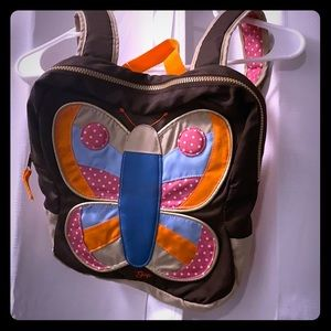 Baby gap butterfly backpack